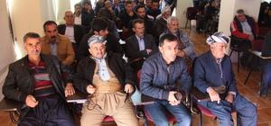 Şemdinli'de işe alınacak geçici işçiler kurayla belirlendi