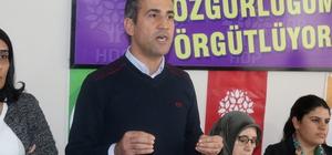 HDP Grup Başkanvekili Yıldırım: