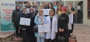 """Elazığ'da """"Sağlıklı Kadın Mutlu Gelecek"""" projesi"""