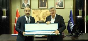 """Başkan Karaosmanoğlu """"Hedef daha sağlıklı ve yaşanabilir şehirler"""""""