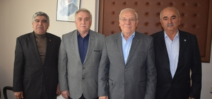 Federasyon Başkanı Saraçoğlu, Alaşehir'de