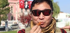 Güney Koreli gazeteciler Edirne'ye hayran kaldı