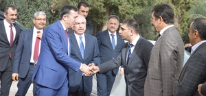 Çelik, Mardin'de yatırımları inceledi