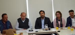 Didim AK Parti, belediyeye çatı eleştirisi