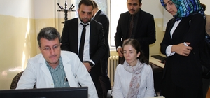 Vize Devlet Hastanesi HIMSS Emram 6 belgesi aldı