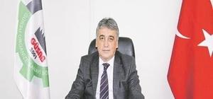 Anadolu Markalar Birliği Bursa Şube Başkanı  Yunus Aydın oldu