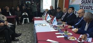Beykoz Belediye Başkanı mahalle sakinleri ile toplantı yaptı
