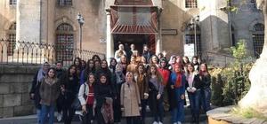 Altıntaş Meslek Yüksekokulu öğrencilerine tarihi ve kültürel gezi