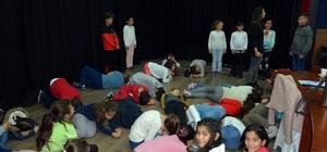 ASEV'den çocuklara tiyatro eğitimi