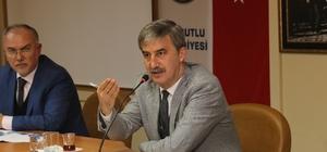 Turgutlu'daki kavşak projesinde çalışmalar hızlandırıldı
