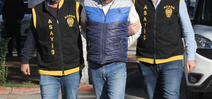 Adana'da dolandırıcılık operasyonu