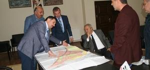 Devrek TSO belediye başkanları ile birlikte OSB için istişare toplantısı düzenledi