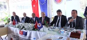 İklim değişikliğinin tarıma etkilerinin azaltılması uygulamaları Türkiye'ye örnek olacak