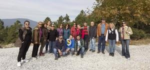 TEMA Vakfı ve İKÇÜ öğretim üyelerinden Ödemiş'e teknik gezi