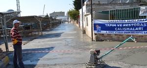 Didim Belediyesi halk pazarına el attı