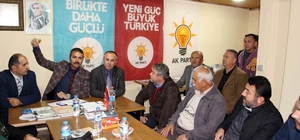 "Ak Parti Bolu İl Başkanı Doğanay: ""Hedefimiz 2019"""