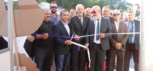 Fethiye'de ilk kez yat ve tekne ekipmanları sergisi açıldı
