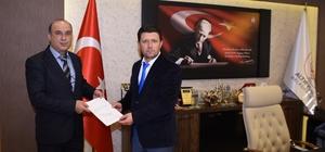 Altıeylül Belediye Başkan vekilli Faruk Özen oldu