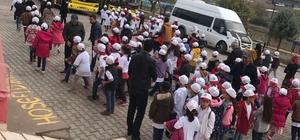 Bismil Belediyesi çocukları sinemayla buluşturmaya devam ediyor