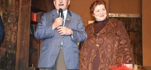 Mustafa Kemal'le Bin Gün Latife Malkara'da sahnelendi