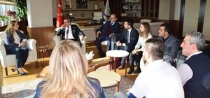Düzce Üniversitesi'nde DEHA'S Tıp Konsorsiyumu toplantısı gerçekleştirildi
