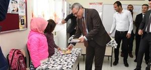 Vali Deniz, Beşiri'de okulları inceledi