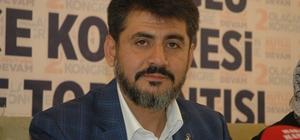 AK Parti'li Debgici yeniden aday