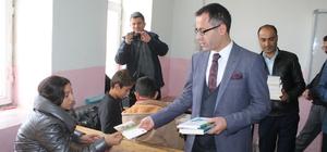 Görevlendirme yapılan belediyeden eğitime destek