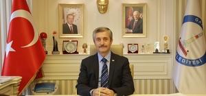 Belediye Başkanı Tahmazoğlu'ndan 19 Kasım mesajı