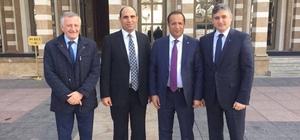 Başkan Toltar, Şehircilik Şurası'na katıldı