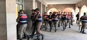 Isparta'da 700 harbiyelinin Ankara'ya götürülme girişimi davası