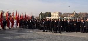 Mustafa Kemal Atatürk vefatının 79. Yılında anıldı