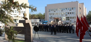 Samsat'ta Atatürk anma etkinliği
