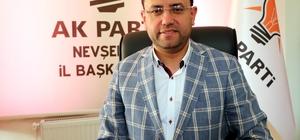 AK Parti milletvekili Gizligider 10 Kasım mesajı yayımladı