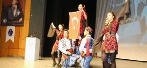 10 Kasım Atatürk'ü Anma Günü etkinliklerine zeybek gösterisi damga vurdu