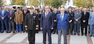 Gazi Mustafa Kemal Atatürk Beykoz'da anıldı
