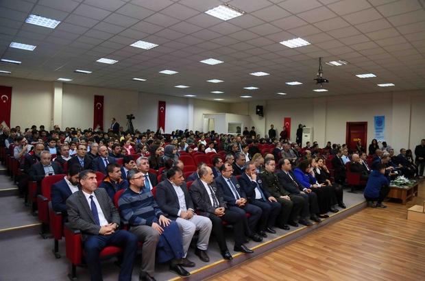 Atatürk, vefatının 79'uncu yılında Bağcılar'da törenle anıldı