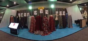 ATHİB Tasarım Yarışması finalistleri, İstanbul Tekstil Fuarında ilgi odağı oldu