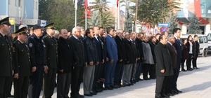 Kulu'da ebediyete intikalinin 79. yılında Atatürk törenle anıldı