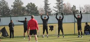 Eskişehirspor 80 dakika çalıştı
