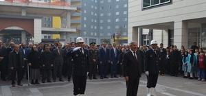 Kozlu'da Atatürk'ü Anma töreni düzenlendi