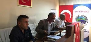 Horasan Belediye Meclisinden vefa örneği