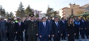 Darende'de Atatürk anma etkinlikleri