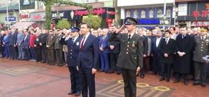 Çaycuma'da Atatürk'ü Anma töreni düzenlendi