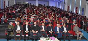 """Kastamonu'da """"Türkçemiz Geleceğimiz"""" konferansı"""