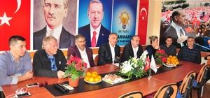 """AK Parti'li Ülgen; """"Çocuklarımız ve gençlerimiz için halı sahalardan birine talibiz"""""""