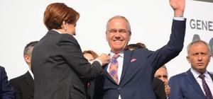 Başkan Acar, İYİ Partiye geçti