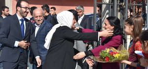 AK Parti Genel Başkan Yardımcısı Kan Şırnak'ta: