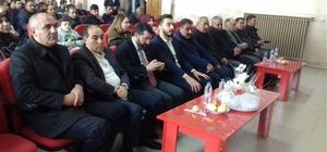 AK Parti Gençlik Kolları 5'inci olağan kongresi yapıldı