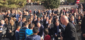 Atilla Şehit Kaymakam Adına Yapılan Okulun Açılışına Katıldı